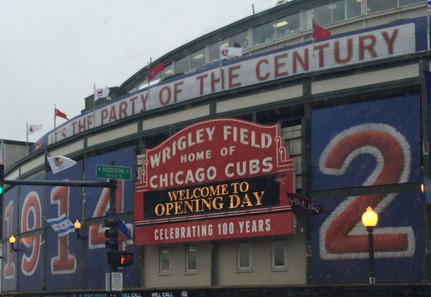 wrigley-field-opening-day-sign-2014-100-years