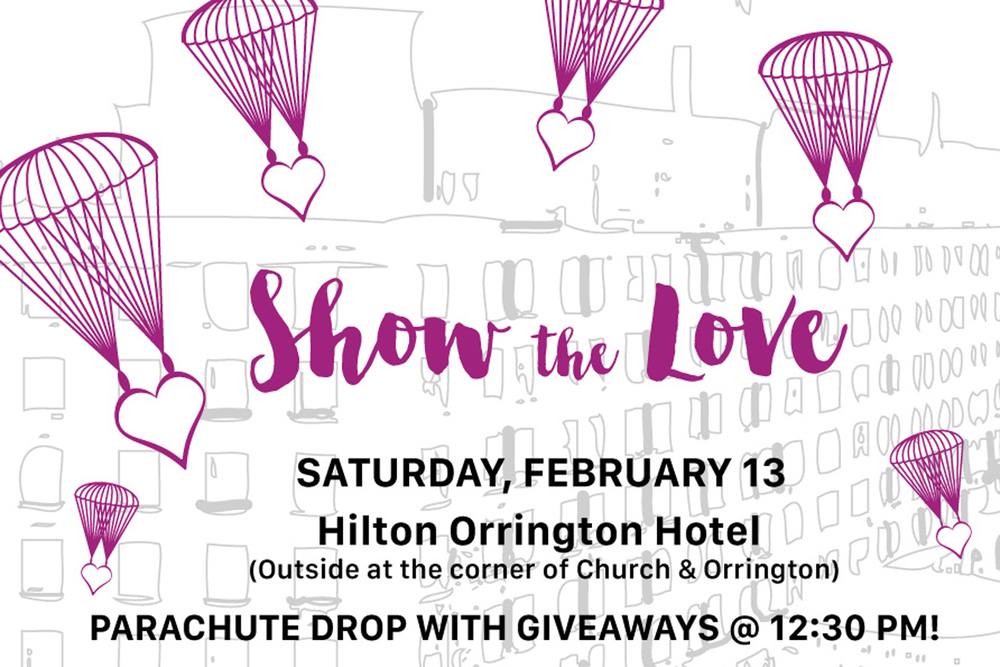 Downtown Evanston - Show the Love!
